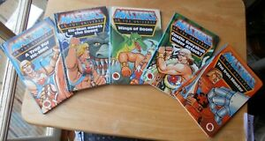Vintage He-Man (Masters of the Universe), Lady Bird Books X 5
