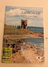 Kirkcaldy District and Street Plans