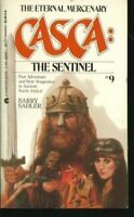 The Sentinel (Casca No. 9) by Sadler Barry