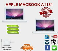 "Apple MacBook A1181 13.3"" - Core 2 Duo - 4GB RAM 120GB HDD - 12 Months Warranty"