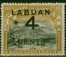Lightly Hinged Victorian (1840-1901) North Bornean Stamps