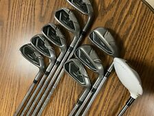 New listing taylormade rbz iron set with 5 wood