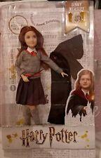 Ginny Weasley Puppe von Mattel Harry Potter 21 x 6,5 x 33,5 cm Neu