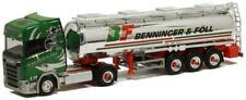 Herpa LKW Scania CS 20 HD Aerop. Tank-SZ Benninger & Föll 942164