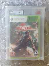 Neue Fabrik versiegelt Dead Island Original Version Xbox 360 -/VGA Graded 90