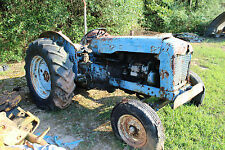 ANTIQUE FORDSON MAJOR DEISEL PARTING OUT. HOOD ASSEMBLY  FARMERJOHNSPARTS