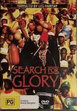 Search For Glory (DVD, 2006)  Soccer - Narrated by Les Murray  BRAND NEW