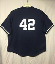 MLB New York Yankees Mariano Rivera Mitchell & Ness Jersey Size 3XL