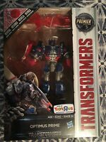 "TRANSFORMERS ""THE LAST KNIGHT"" PREMIER EDITION - ToysRUs EXCLUSIVE OPTIMUS PRIME"
