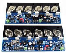 stereo hiend E405 power AMP amplifier board ,class A 2*60W,class AB 2*200W