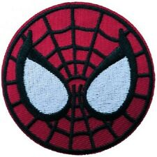 Marvel Comics Spiderman Iron On embroidered Patch