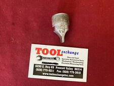 New Listing1933 Early Snap On A 17 12 Drive Knurled Drag Link Socket