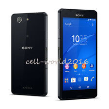 "4.6"" Unlocked Sony Ericsson Xperia  Z3 D5803 16GB LTE 20.7MP Mobile Phones-Black"