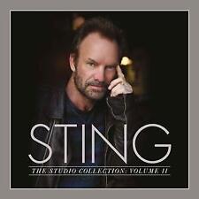 Sting - The Studio Collection: Vol.2  (LTD 5-LP Box) [Vinyl LP] - NEU