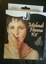 Jacquard Mehndi Henna Kit 743772950004 (some box handling)