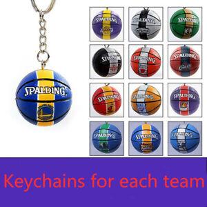 Basketball Team Keyrings! LAKERS! PELS! GRIZZ! BULLS! KNICKS! CELTICS! HEAT! MAV