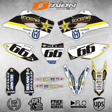 Husqvarna FC 250 350 450 2014 2015 Grafik kit Motocross dekor aufkleber set