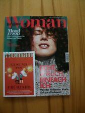 Brigitte Woman  - Frauen-Magazin - Ausgabe März  2021 + Beilage