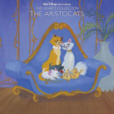 Walt Disney Records Legacy Collection: Aristocats - 2 DISC SET  (2015, CD NUOVO)