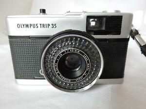 Vintage Olympus Trip 35 mm Film Camera