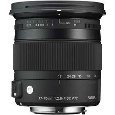 Sigma 17-70mm F2.8-4 DC Macro OS HSM 'C' Lens - Nikon Fit