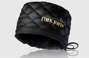 Parkjuns Electric Home Hair Care Treatment Cap [220V] HAIR CARE CAP Black Korean