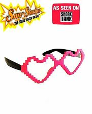 Sun-Stache Valentines Day Boys Girls Novelty Glasses Be Mine Hearts