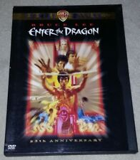 Enter the Dragon: 25th Anniversary Edition DVD Bruce Lee