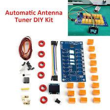 DIY Kits 1.8-50MHz ATU-100mini Automatic Antenna Tuner 7x7 0.96Inch OLED Display