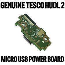 ORIGINAL TESCO HUDL 2 CHARGING BOARD MICRO USB DC POWER JACK SOCKET CONNECTOR