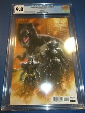 Dark Nights Death Metal LOTDK #1 Andrews Variant CGC 9.8 NM/M Gem 1st Robin King
