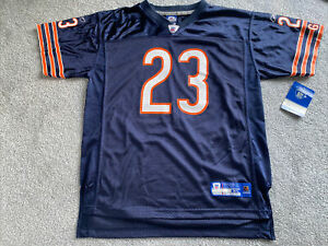 NWT Chicago Bears NFL Football Jersey Reebok 23 Devin Hester Youth XL 18/20