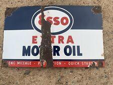 enamel signs petrol
