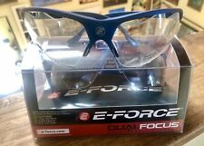 2 Pair Of E-Force dual focus Protective Eyewear, Both Brand New, 1 With the Box