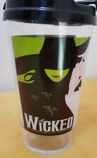 WICKED Official Merchandise Oz Broadway Musical Acrylic Reusable Travel Cup