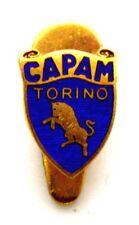 Distintivo CAPAM Torino (Parrucchieri) cm 1,4 x 1