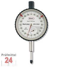Meßuhr Messuhr 0 - 5 / 0,001 mm Mahr Made in Germany MarCator 805SRM Stoßschutz