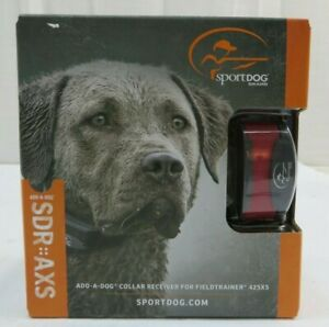 SportDOG SDR-AXS Add A Dog Collar Receiver for Fieldtrainer 425XS