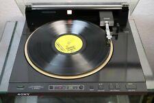 Sony PS-X555 ES Vollautomatik High-End Plattenspieler Tangetial-Tonarm ELAC D793