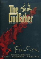 The Godfather Collection (The Coppola Restoration) [New DVD] Gift Set, Restore