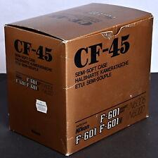 Nikon CF-45 Semi-Soft Case for Nikon F-601 Series Cameras
