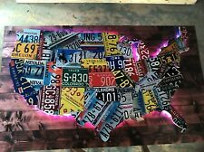 License Plate Map | eBay on map of usa map, map of usa rainbow, map of usa baseball, map of usa color, map of usa flag, map of usa lights, map of usa time, map of usa driving, map of usa state,