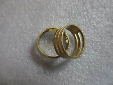 2 JUMP RING TOOLS OPENER CLOSER JEWELLERY MAKING  BRASS COATED