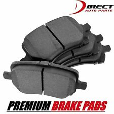 BRAKE PADS Complete Set Front  MD1160 Disc Brake Pad - Semi-Metallic Pad, Front
