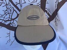 🔥OFFICIAL HARVARD UNIVERSITY LOGO Adjustable Strape Baseball Hat Cap One Size🔥