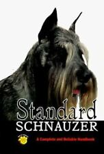 Rare Breed: Standard Schnauzer : Akc Rank #100 by Barbara Dille (1997,.