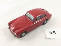 LOVELY RESTORED RARE TRIANG SPOT-ON # 113 ASTON MARTIN DB3 CAR ORIGINAL DIECAST