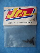 VINTAGE TEAM LOSI 6200 4-40 X 1/8 SHOULDER SCREW A-6200 JRX2 JRX-2 NIP