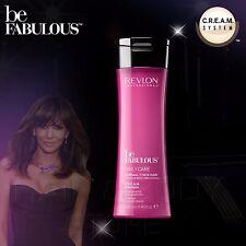 Be Fabulous SHAMPOO NORMAL HAIR Daily Care REVLON capelli normali e grossi 250ml