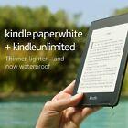 Kindle Paperwhite (10th Gen, 2018 release) 8GB, Wi-Fi, Twilight Blue